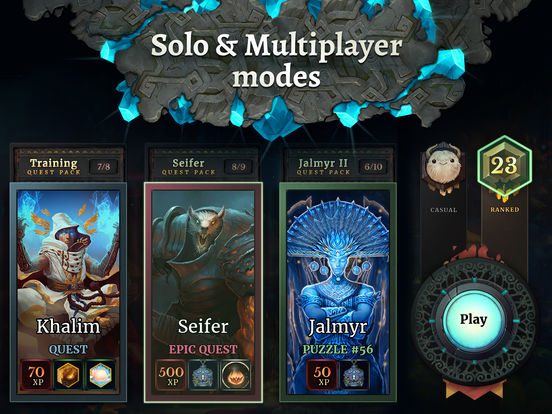 Screenshot 2 Faeria