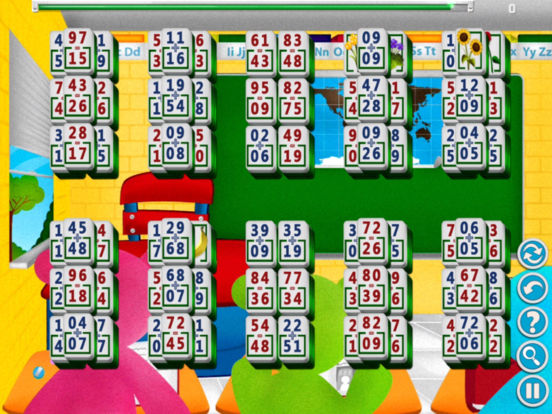 math mahjong game