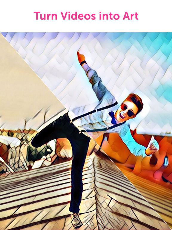 Magic Video PicsArt - Tolle Videoeffekte Screenshot