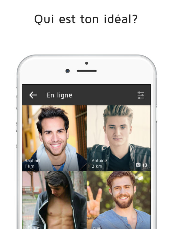 Application de rencontre gay iphone