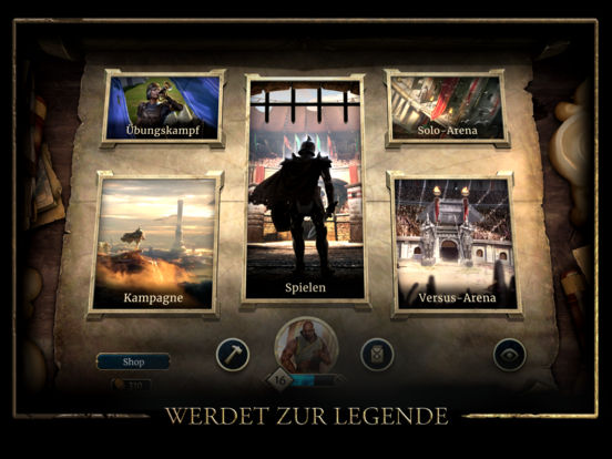 The Elder Scrolls: Legends - Heroes of Skyrim iOS Screenshots