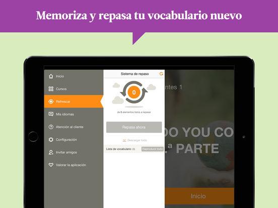 Babbel – Aprender idiomas Screenshot