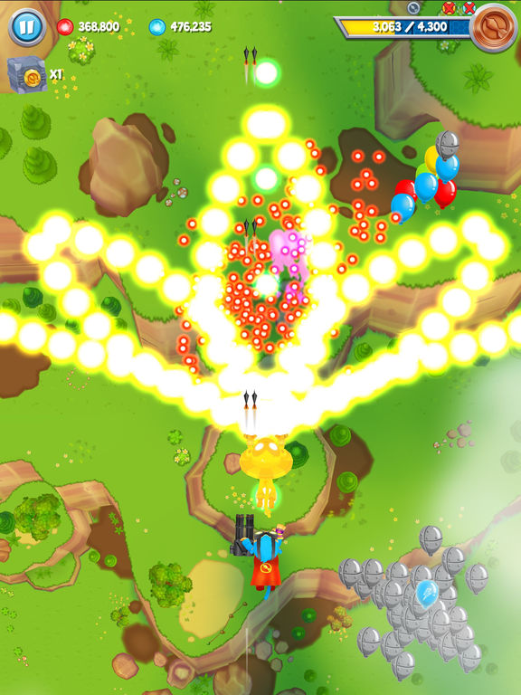 Bloons Supermonkey 2 iOS