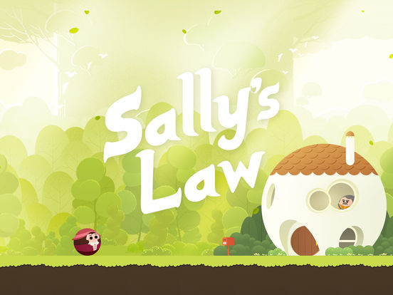 Sally's Law iOS Screenshots