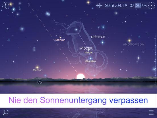 Star Walk™ 2 Sterne, Planeten und Konstellationen Screenshot