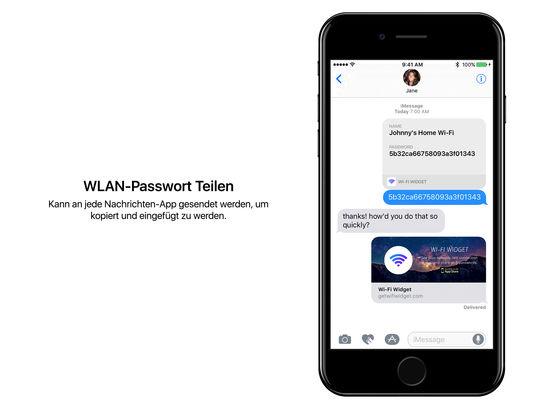 Wifi Widget - See, Test, and Share Wi-Fi Screenshot