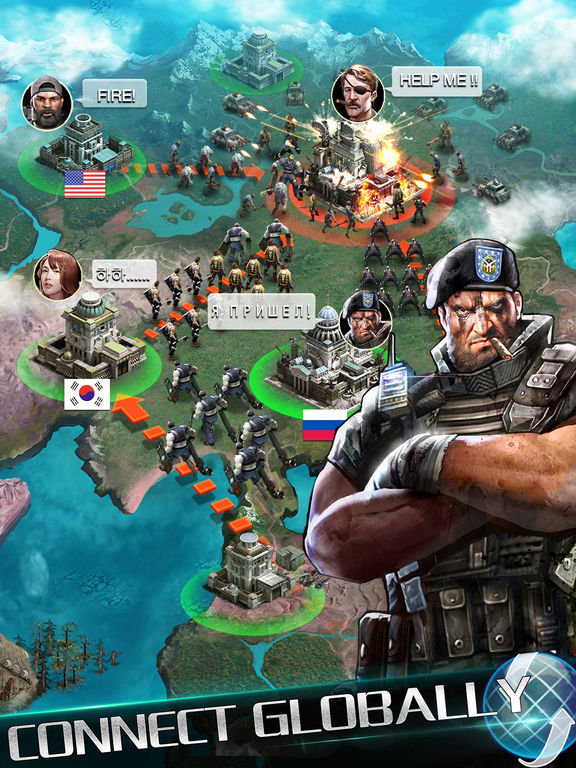 Last Empire - War Z: Zombie Strategy Game Screenshot