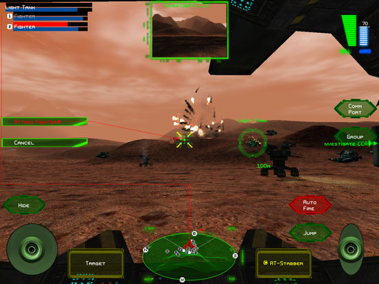 Screenshot 3 Battlezone 98 Redux Odyssey Edition