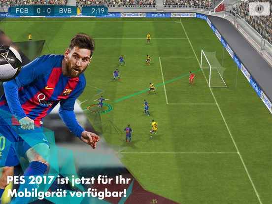 Screenshot 1 PES 2017 PRO EVOLUTION SOCCER