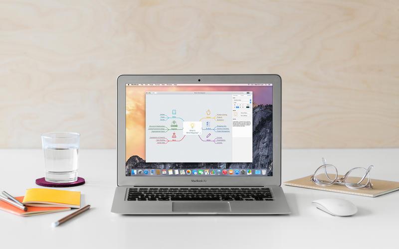 2017年9月4日Macアプリセール マインドマップ・エディターアプリ「MindNode 2」が値下げ!
