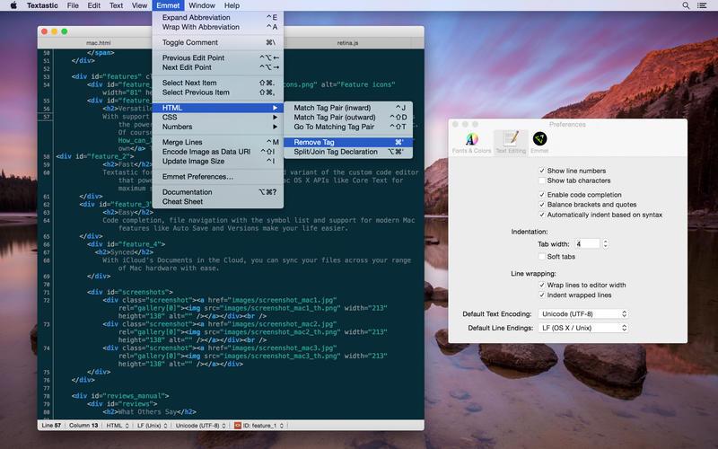 2015年10月16日Macアプリセール コードテキストエディターアプリ「Textastic」が値下げ!