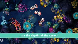 Jelly Reef screenshot1