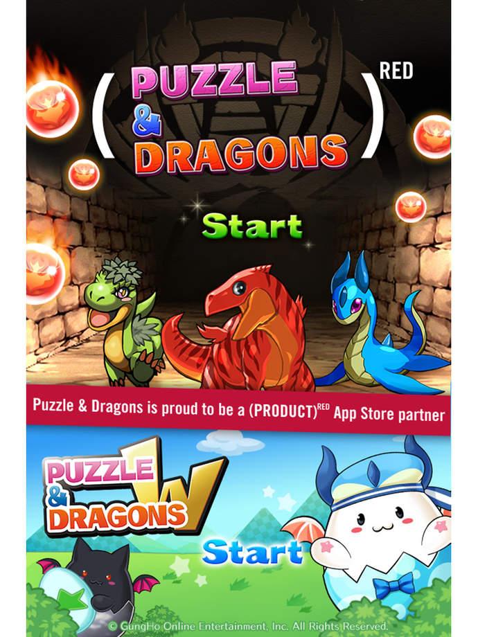 パズル&ドラゴンズ - iPhone Mobile Analytics and App Store Data
