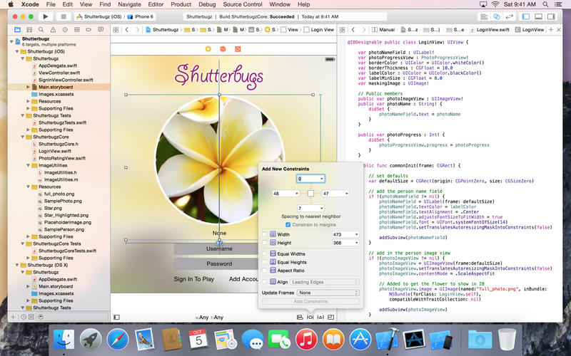Xcode-SS