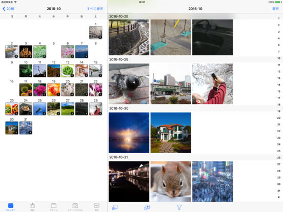 Pictream - photo browser Screenshot