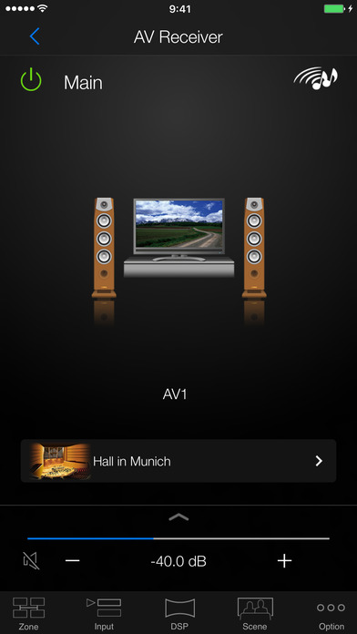 Iphone App For Yamaha Htr  Av Receiver