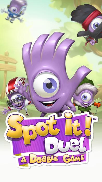 Spot it! Duel