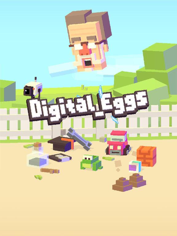 Dr Nakamoto's Digital Eggs
