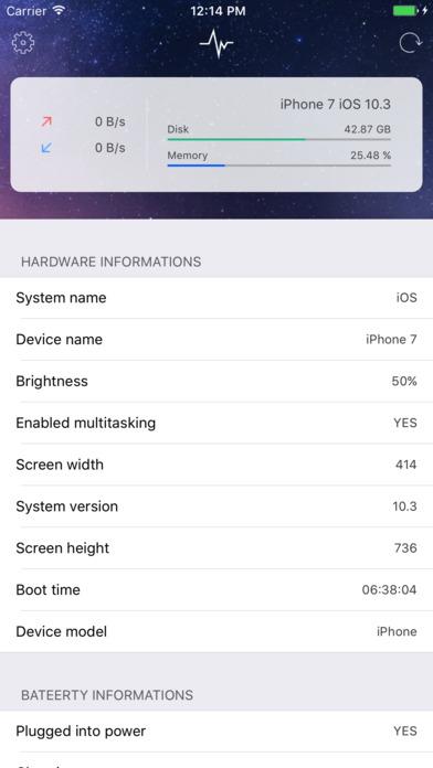 2017年5月19日iPhone/iPadアプリセール システムステータス・ウィジェットアプリ「SYS Pro」が無料!