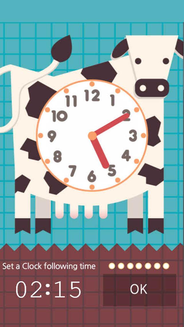 時計遊びのおすすめ画像4