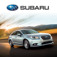 Subaru 2015 Legacy Dynamic Guide