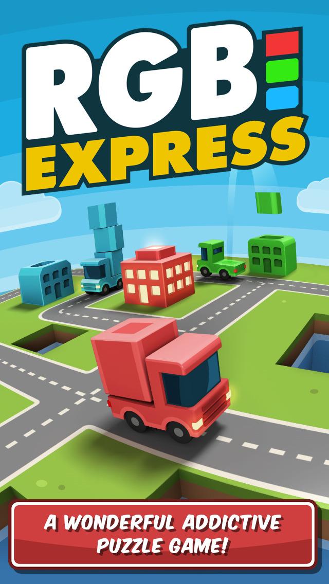 RGB Express - Mini Truck Puzzle1