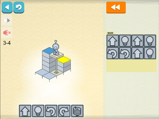 Lightbot Jr : Coding Puzzles for Ages 4+ Screenshot