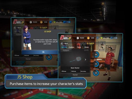 Li-Ning Jump Smash™ 15