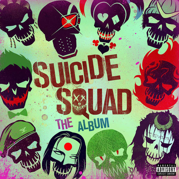 - Suicide Squad: The Album - Pre-order Single [iTunes Plus AAC M4A] (2016)