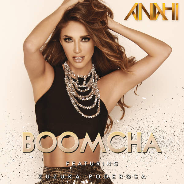 Anahí - Boom Cha (feat. Zuzuka Poderosa) - Single [iTunes Plus AAC M4A] (2015)