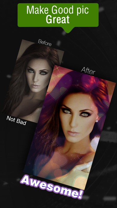 Photo Effects Editor PRO - Colorful FX Filters Screenshots