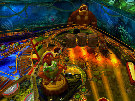 Jungle Style Pinball Screenshots