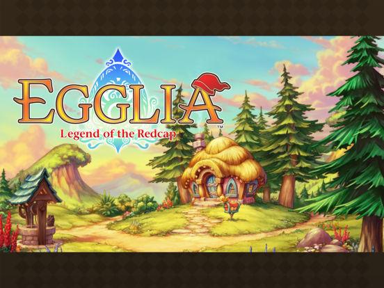 EGGLIA: Legend of the Redcap Screenshots