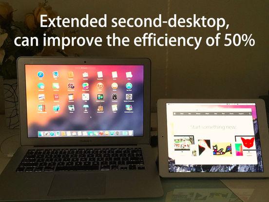 GoodDual Display for Mac Screenshots
