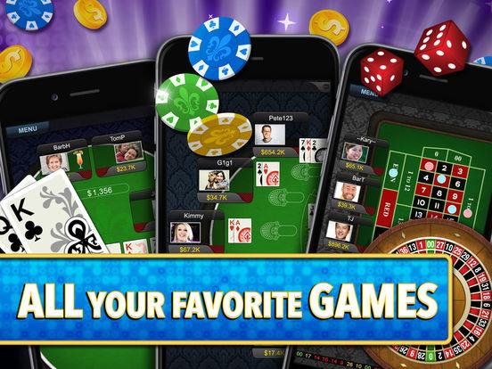 big fish casino app for ipad