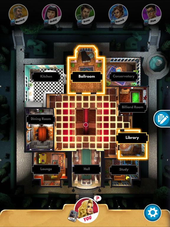 Cluedo: The Official 2017 Edition Screenshots