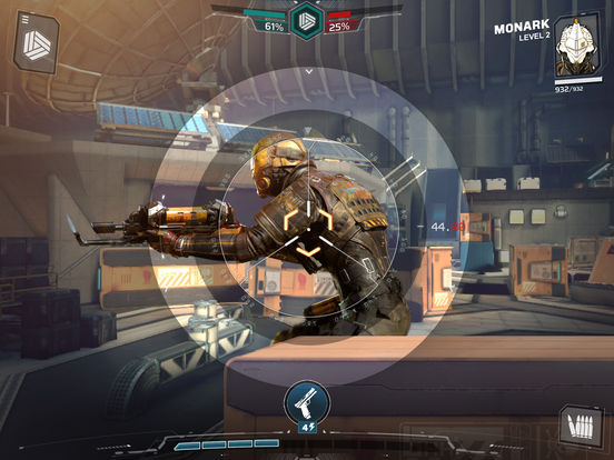 Screenshot 4 Modern Combat Versus: Online Multiplayer FPS