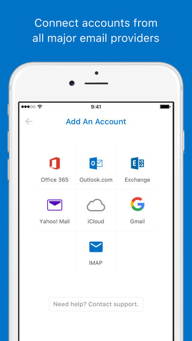 Microsoft Outlook - email and calendar on the App Store