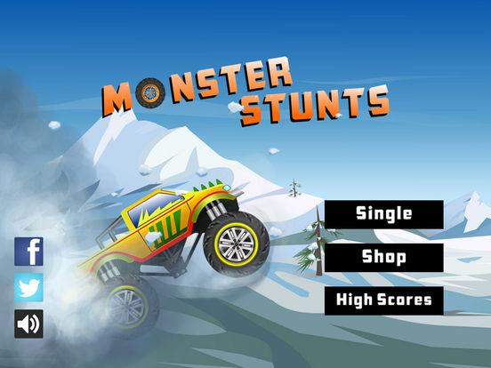 Monster Stunts Screenshots