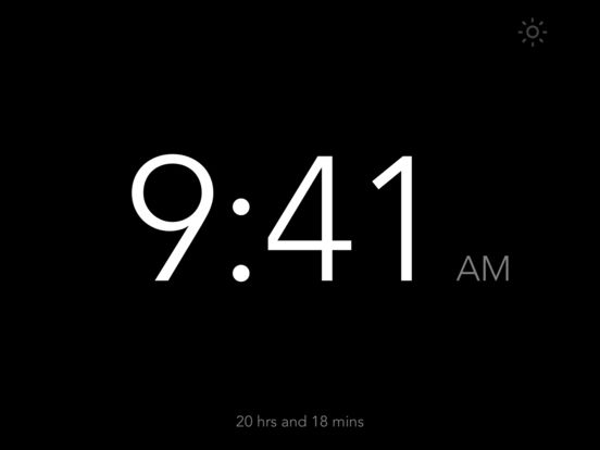 Rise Alarm Clock Screenshots