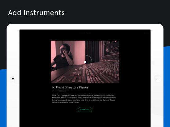Auxy Studio - Music & Beat Maker Screenshots