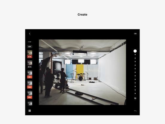 VSCO Screenshots