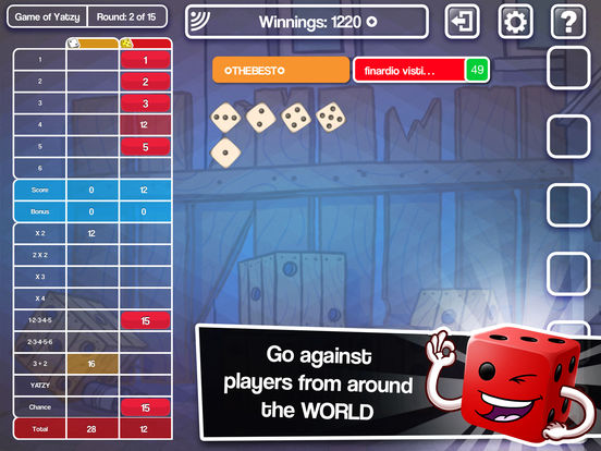 Yatzy Ultimate - Play the Classic Dice Game - roll and win big Screenshots