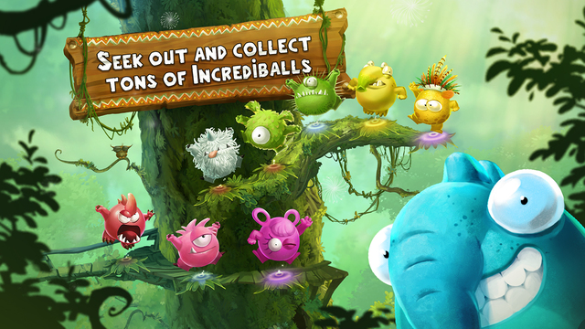 Rayman Adventures Preview iPhone iPad