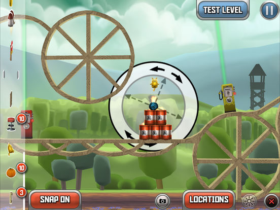 Bike Baron Screenshots