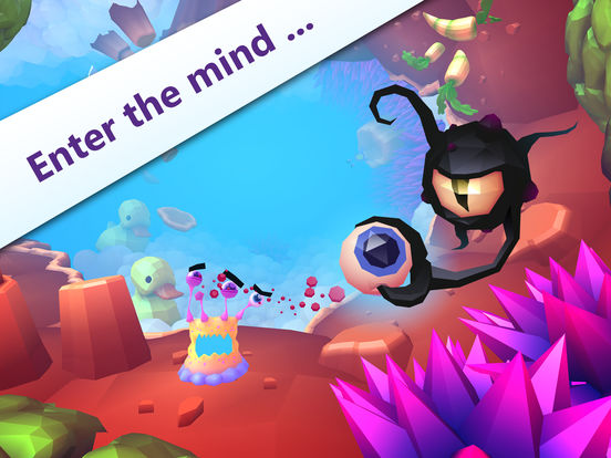 Tentacles - Enter the Mind iOS Screenshots