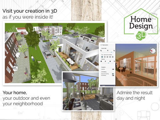 ipad screenshot 5 - Home Design 3d Gold