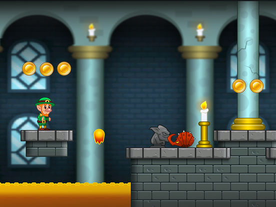 Lep's World Plus - super best platformer games Screenshots