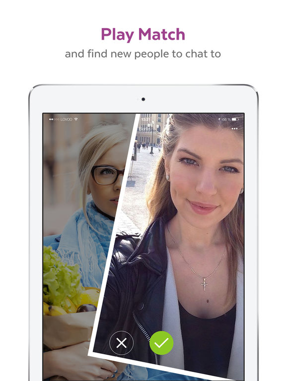LOVOO - free app to chat, flirt and date Screenshots