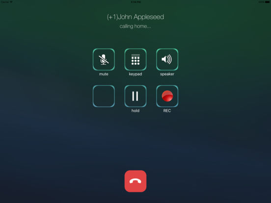 WePhone - free phone calls & international calls Screenshots